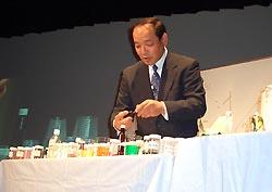 安部司先生講演会/太陽食品